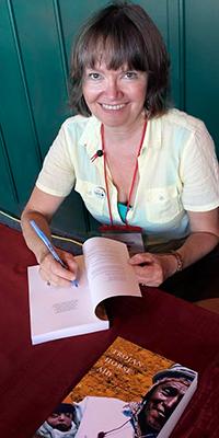 Susan Walsh, author